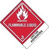 Labelmaster HSN1800 Flammable Liquid
