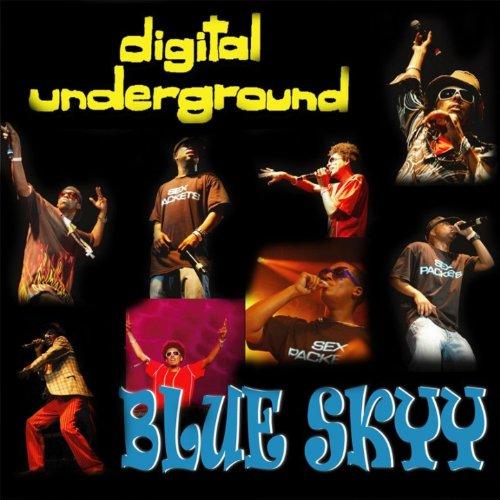 Blue Skyy - Single [Explicit]