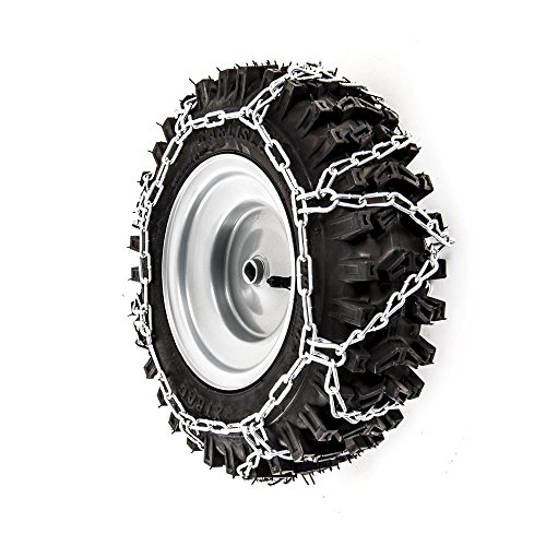 Arnold 16-Inch x 4.8-Inch Snow Thrower Tire Chains