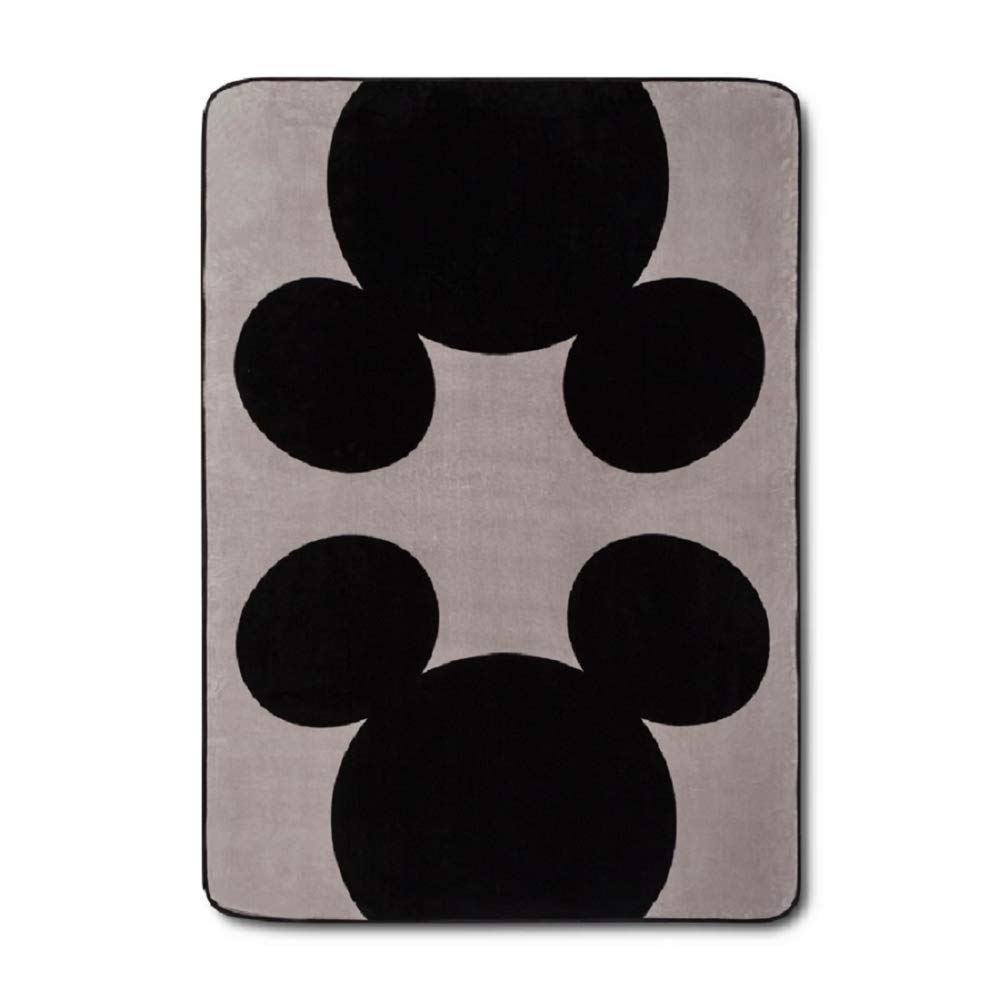 Franco Mickey Mouse 62 x 90 Twin Bed Blanket