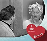 I Love Lucy Year-In-A-Box Calendar (2016)