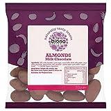 Biona Organic Almonds Milk Chocolate 70g - Pack of 6