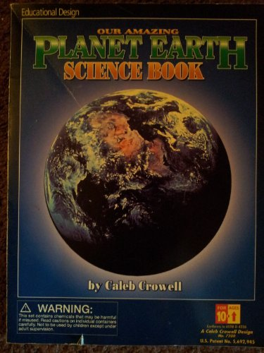 Our Amazing Planet Earth Science Book