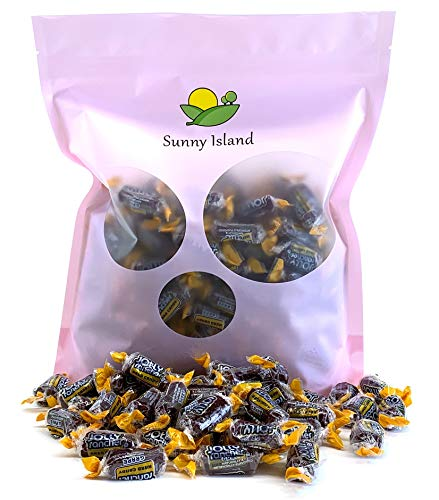 Sunny Island Bulk - Jolly Rancher Hard Candy Grape Flavor, Cholesterol-Free Candy, 2 Pounds Pack (Grape Jolly Rancher Hard Candy)
