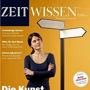 ZeitWissen: Oktober/November 2011 Audiomagazin