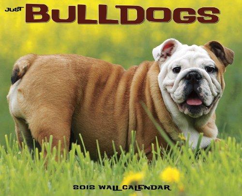 bulldog desk calendar - 9
