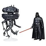 imperial droid - Star Wars Force Link Imperial Probe Droid & Darth Vader Figure