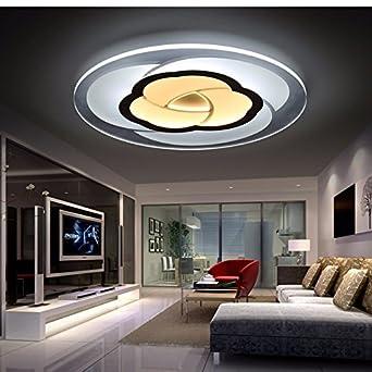 LPLFCeiling Moderne Lampen Ultra   Dünn Led   Runde Nachttischlampe  Schlichtes Interieur Beleuchtung Wohnzimmer Dekoration MöbelDurchmesser