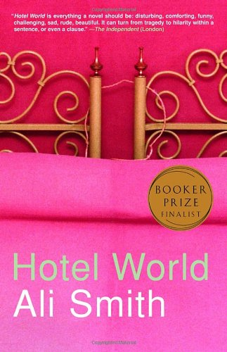 Book cover for Hotel World