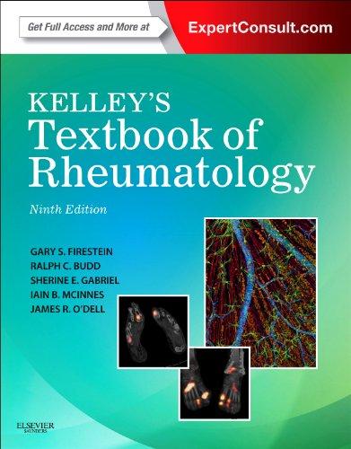 Kelley's Textbook of Rheumatology: Expert Consult Premium Edition - Enhanced Online Features and Print, 2-Volume Set (Kelleys Textbbok of ()