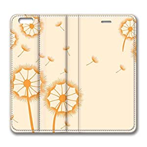 Brian11iphone 5s iphone 5s case, iphone 5s Flip Case, iphone 5s Case Cover - PU Leather Flip Folio Wallet Case Cover for iphone 5s - Flying Dandelion 13
