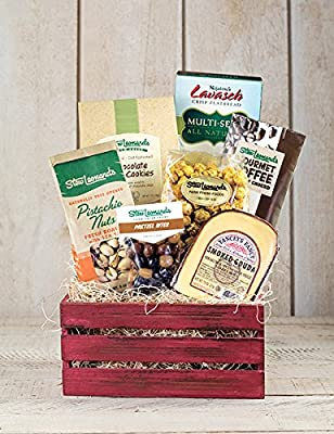 The Entertainer Gourmet Gift Basket from Stew Leonard's Gifts