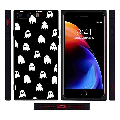 Apple iPhone 8 Plus Little Ghost (2017) and iPhone 7 Plus Case (2016) (5.5 Inch) -