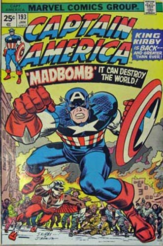 captain america 193 - 3