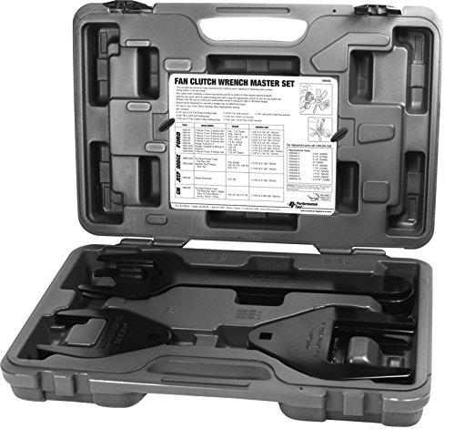 Performance Tool W89400 10-Piece Fan Clutch Wrench Set by Performance Tool (Image #1)