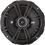 2) Kicker 43DSC6504 6.5 240 Watt 2-Way 4-Ohm Car Audio Coaxial Speakers DSC6504