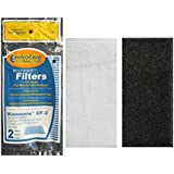 Kenmore Part#2086884 - Kenmore CF2 Foam Replacement Filter - Upright, Progressive Vacuum Cleaners, 86884, 20-86884C, 2086884, 4370432, 610488 by EnviroCare Part#910 (1, 5.5 IN)
