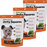 Pet Greens Jerky Dog Treats Roasted Chicken 3PACK (12 oz)