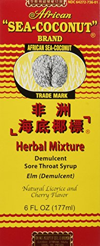 African Sea-coconut Cough Mixture 177 ()