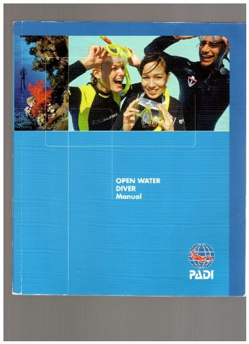 Mod 1- Padi Pack for Scuba-diving Adventure Containing Open Water Diver Manual, the Wheel, Data Carrier, Study Guide and Adventure Log. ()