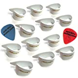 National Thumb Picks Banjo picks Dobro Picks Bluegrass Pick 12 Pack White Large