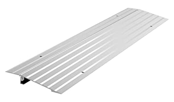 EZ-ACCESS Threshold R& 1 Inch (3 Pounds) Indoor and  sc 1 st  Amazon.com & Amazon.com: EZ-ACCESS Threshold Ramp 1 Inch (3 Pounds) Indoor and ...