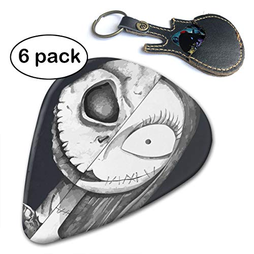 Choirfun Guitar Picks 6 Pack The Nightmare Before