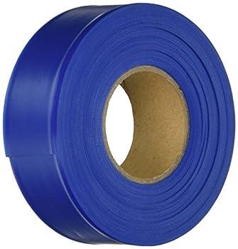 IRWIN Tools STRAIT-LINE Flagging Tape, 300-foot, Blue (65903)