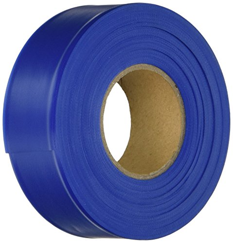 IRWIN Tools STRAIT-LINE Flagging Tape, 300-foot, Blue (65903)
