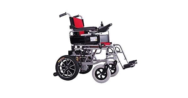 Amazon.com: Silla de ruedas eléctrica TY BEI, patinete ...