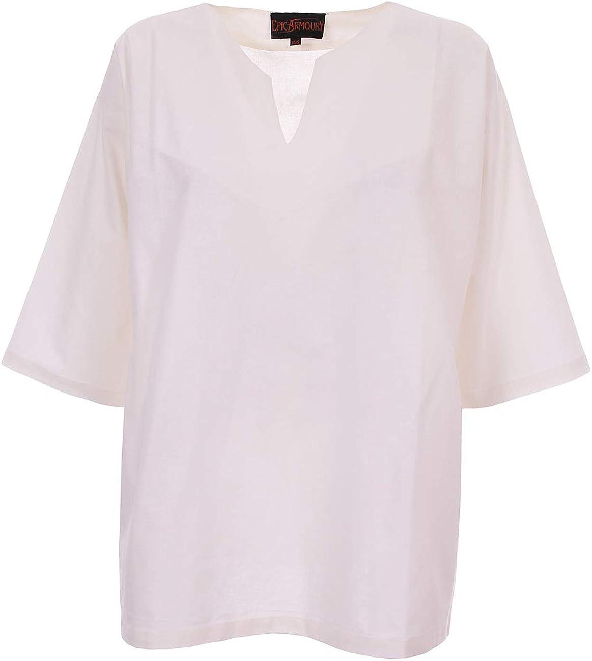 JapanAttitude Camisa Blanca de Algodón Antigua Imperial GN Blanco Blanco XL/XXL: Amazon.es: Juguetes y juegos