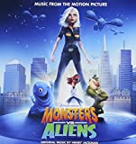 Monsters Vs Aliens by Various Artists (2009-03-24)