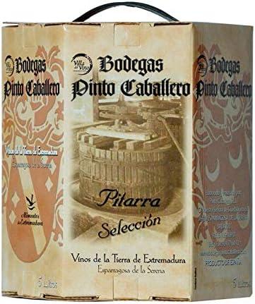 "Vino Pitarra Tinto""Bag in Box"" 5 Litros"