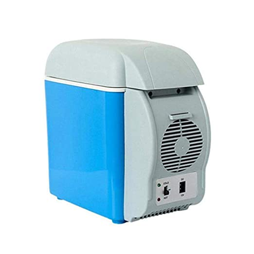 Mini frigorífico Nevera Coche portatil Nevera eléctrica fría y ...