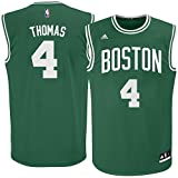 Isaiah Thomas Boston Celtics Green NBA Youth Adidas Revolution 30 Replica Jersey