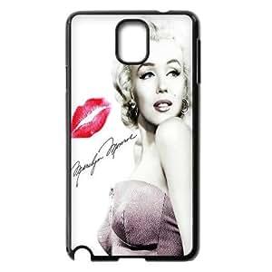 Steve-Brady Phone case Super Star Marilyn Monroe For Samsung Galaxy NOTE3 Case Cover Pattern-4