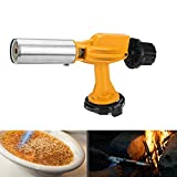 Gas Flame Torch Cooking Gun Soldering Butane AutoIgnition Gas-Burner Lighter Heating Welding Burner