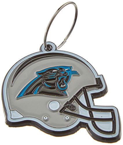 NFL Dog TAG - Carolina Panthers Smart Pet Tracking Tag. - Best Retrieval System for Dogs, Cats or Army Tag. Any Object You'd Like to Protect ()