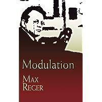 Max Reger: Modulation Livre Sur la Musique (Dover