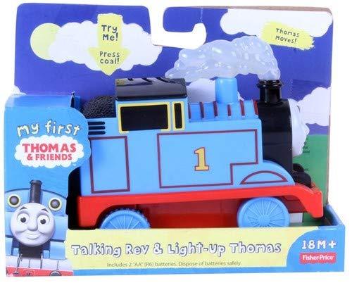 Friends Assortment - Thomas & Friends Rev 'n Light Up Assortment