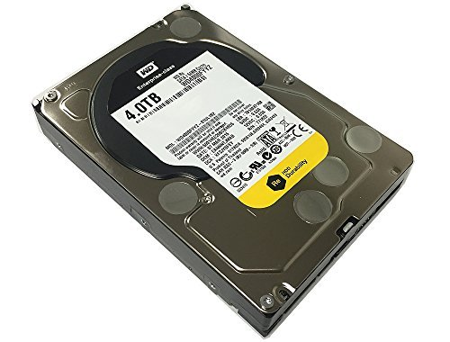 Western Digital RE WD4000FYYZ 4TB 7200 RPM 64MB Cache SATA 6.0Gb/s 3.5'' Enterprise Internal Hard Drive - OEM w/3 Year Warranty by Western Digital