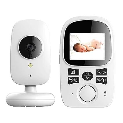 QIQI Cuidados En El Hogar, Monitor Digital para Bebés De 2,4 ...