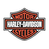 Harley-Davidson H-D B&S Rubber Coaster Set. 5 x