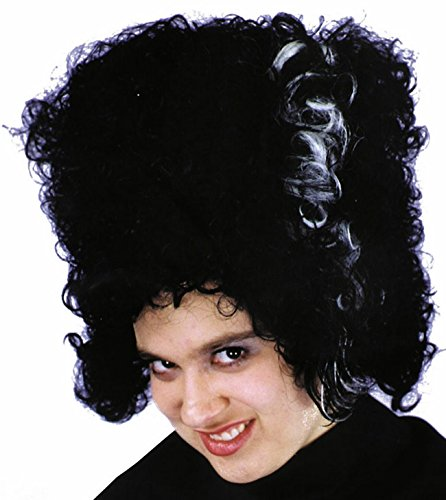 Monster Bride Wig (As Shown;One Size) (Monster Bride Wig)