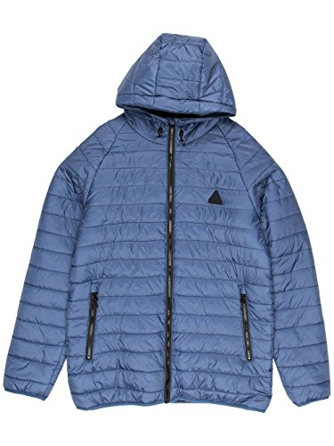 Billabong Men's Kodiak Puffer Jacket Deep Blue