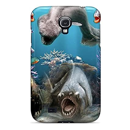 Amazon.com: New Arrival Sea Creatures For Galaxy S4 Case Cover