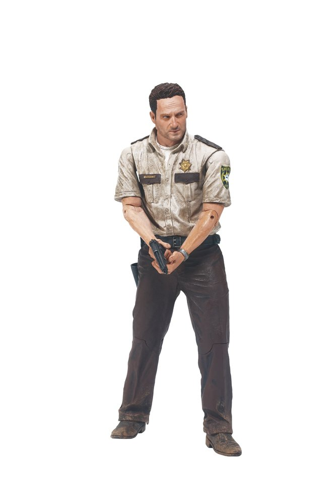 McFarlane Toys The en marchant Dead Série TV Deputy Grimes Action Figure