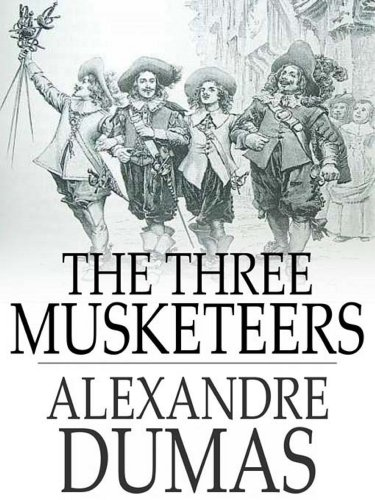 Image result for the three musketeers alexandre dumas