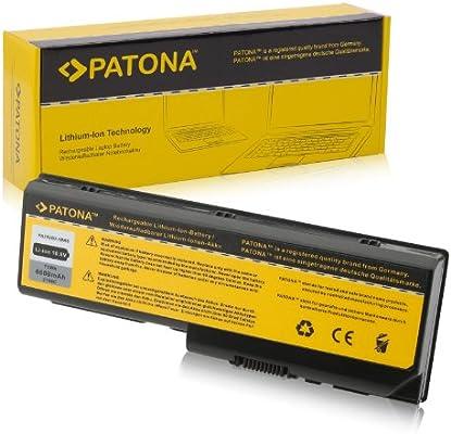 PATONA Batería para Laptop / Notebook Toshiba Equium P200: Amazon.es: Electrónica
