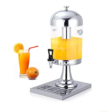 Amazon.com: Dispensador de bebidas de acero inoxidable de 2 ...